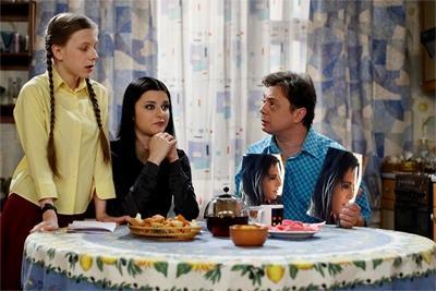 Фотоэффект в кадре сериала Папины дочки, вставить фото онлайн сделать oline
