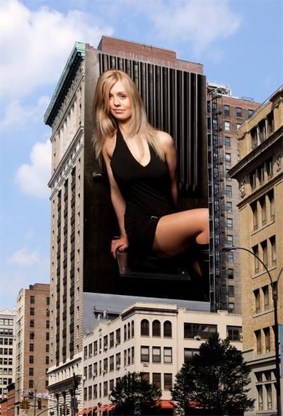 Фотоэффект фото на биллборде, вставить фото онлайн сделать oline