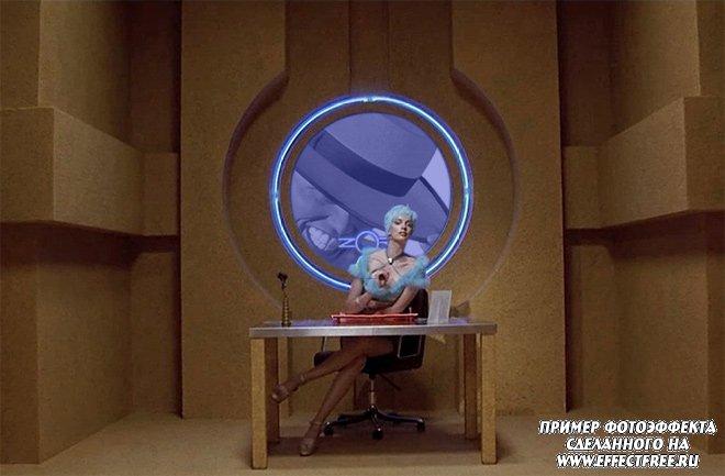 Фото в фильме Пятый элемент, вставить онлайн